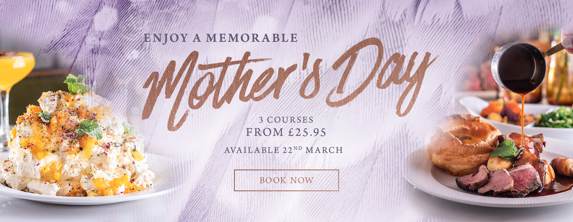Mother's Day 2019 at The George & Dragon